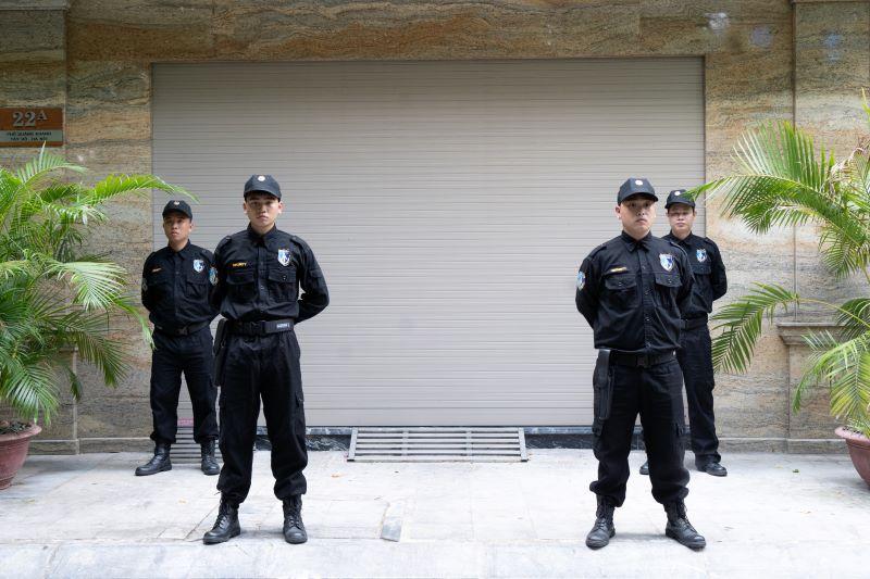 Nhiệm vụ của bảo vệ trông cổng chính