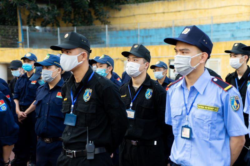 TKD Việt Nam - Chuyên cung cấp các dịch vụ bảo vệ chuyên nghiệp
