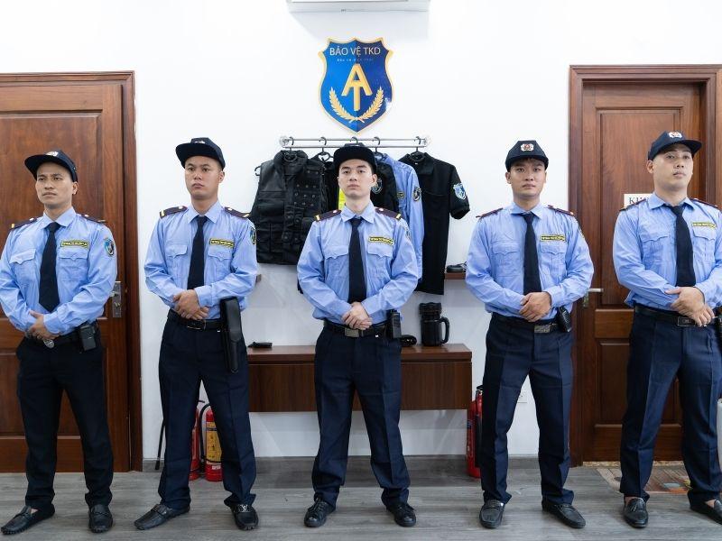 TKD - Chuyên cung cấp dịch vụ bảo vệ chuyên nghiệp hàng đầu Việt Nam