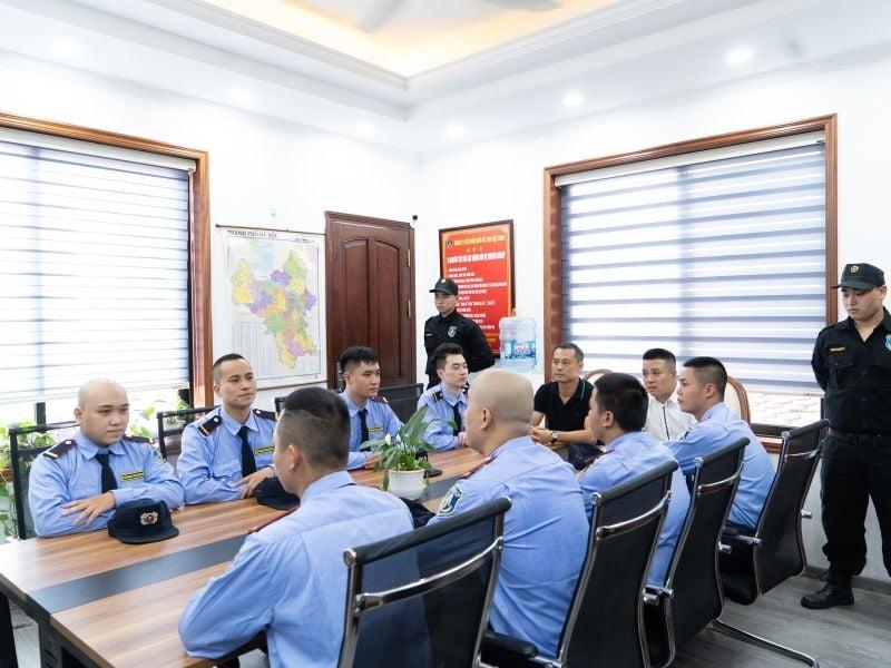 TKD - Công ty chuyên cung cấp bảo vệ chuyên nghiệp cho các nhà máy